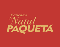 Presentes de Natal Paquetá