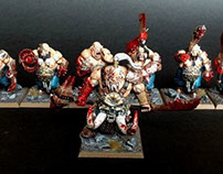 WARHAMMER - Ogres
