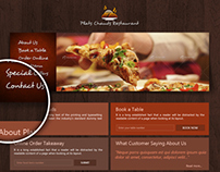 Free Restaurant Template