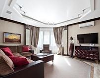 apartment Prospekt Mira, Moscow 2009-2010