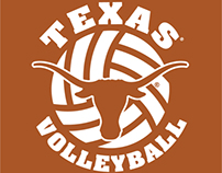 Texas Volleyball T-shirt