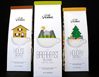 Café Vienna Coffee Packaging