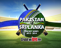 Pakistan vs Srilanka Cricket Series