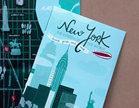 CITIZEN OF THE WORLD - NYC TRAVEL GUIDE & MAP