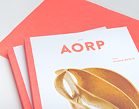 AORP YEARBOOK 2013