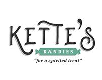 Kette's Kandies Mood Board