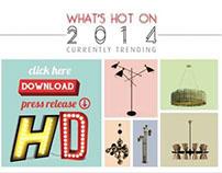What's hot on 2014? | Delightfull