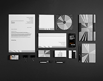 Corpoate Identity for a modern art museum