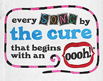 The Cure Infographic