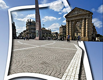 Cadres de Vi..lles / Cities on a frame