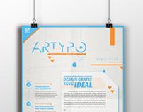 ARTYPO newsletter