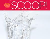 Women's Health magazine - SCOOP! January 2014 Mockup