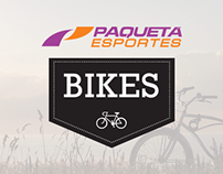 Paquetá Esportes - Guia de bikes