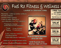 Fuel Rx Fitness designs