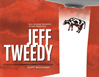 Poster: Jeff Tweedy at the Fillmore SF