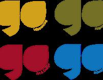 Go Volunteering Brand identity Project