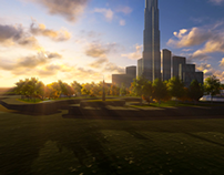 Atlantis ( initial landscape design project)