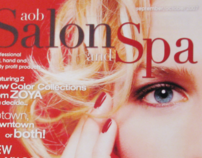 Salon and Spa Magazine-Fall Issue