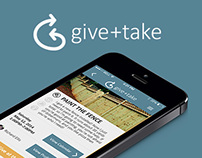 Give+Take iPhone App