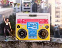 Radio Bolsa // Radio Bag