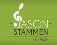 Jason Stammen Logo & Business Card
