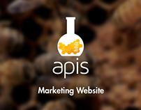 Apis Hives Marketing Website