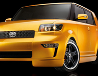 Scion xB Launch