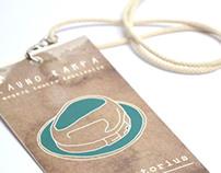 """""""Kaunas Rampa"""" branding"""