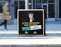 Advertising Stunt - Workopolis / Lendemain d'élections