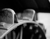 Irricana in Black & White