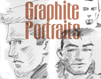 JD Harvill - Graphite Portraits