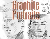 JD Harvill - Graphite Portraits