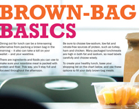 Brown-Bag Basics Poster