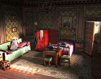 Bedroom (3D scene)
