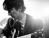 George Harrison Guitars - Ipad application