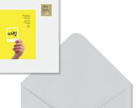 Splaat Media, Envelope sticker