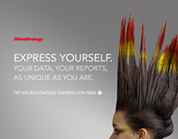 MicroStrategy Express Campaign