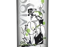 Vigor Vodka illustrations