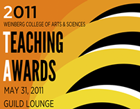 Weinberg College Teaching Awards 2011
