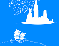 Skyline Tshirt Design (2011)