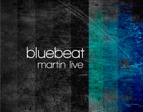 Bluebeat LP ENHANCE DVD & Package