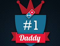Día del padre - Domino's Pizza