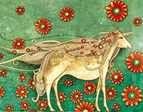 Unicornio deTiziana