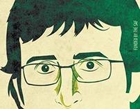 John Oliver Poster (2012)