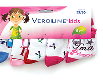 VEROLINE KIDS / PACKAGING / ILLUSTRATION