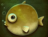 Fisheye Flounder