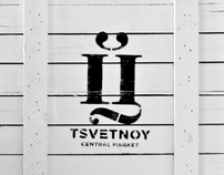 Installation for TSVETNOY central market