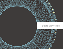 Clark: BodyRiddle / Alternate Cover Project