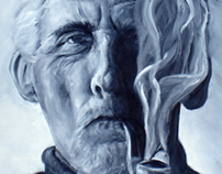 Age - Acrylic Painting (2009)