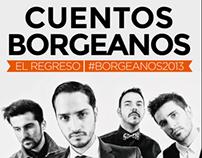 VP + Fotos | Cuentos Borgeanos - Teatro Vorterix